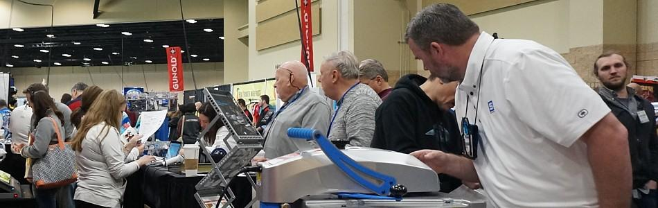 The Decorated Apparel Expo - Embroidery Trade show convention and